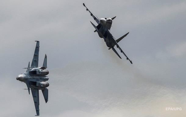 Пентагон обнародовал видео сопровождения русских Су-30 наБалтике