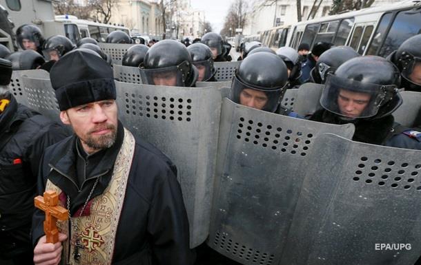На Рождество порядок будут охранять 18 тыс человек