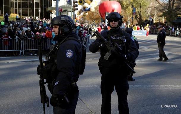 В США полиция за год расстреляла почти тысячу человек