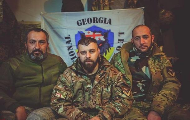 «Грузинский легион» объявил овыходе изсостава 54-й ОМБр