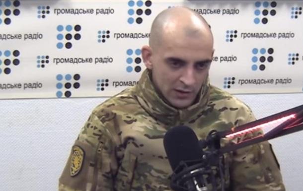 Звільнений з полону боєць Азова розповів про тортури