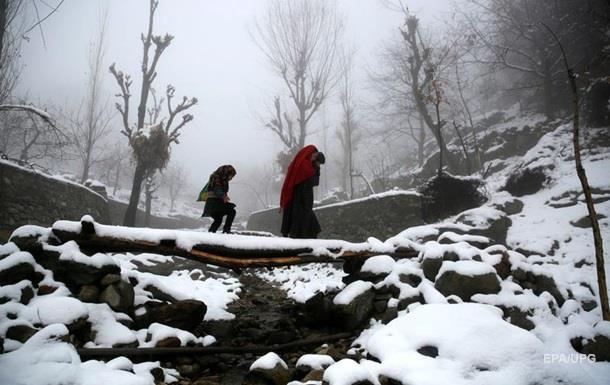 В Індії під лавиною загинули 11 осіб