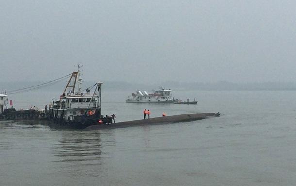 Два судна зіткнулися біля берегів Китаю