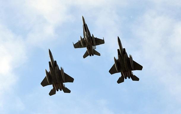 Винищувачі НАТО супроводжували 130 російських літаків над Балтикою