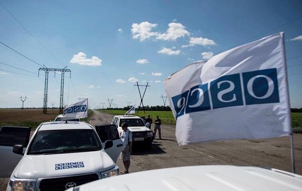 Штаб: Сепаратисти блокують рух місії ОБСЄ