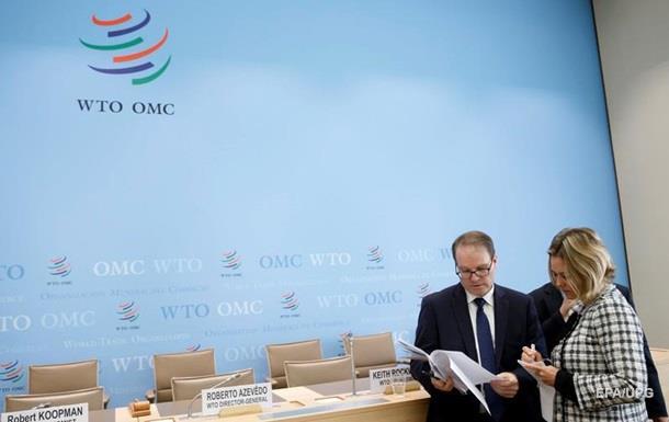 ЄС намагається засудити Росію через СОТ