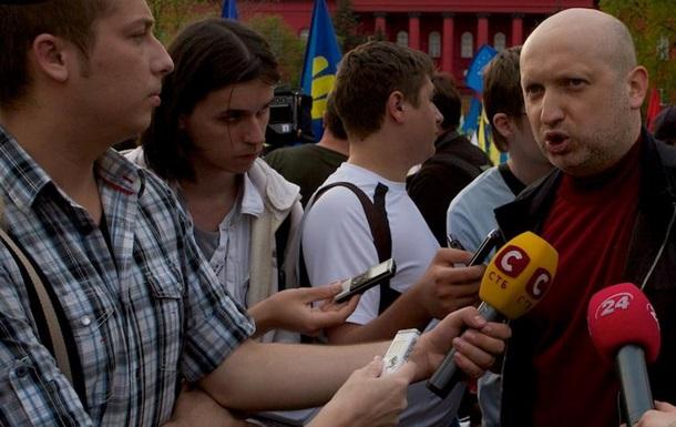 Турчинов отримав у грудні 52 000 гривень зарплати