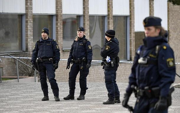 У Стокгольмі біля метро стався вибух