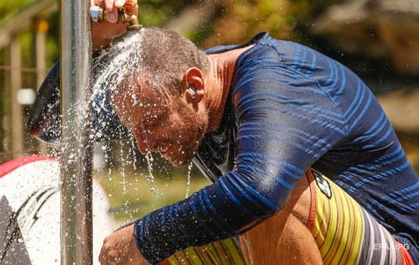 Впервые за 80 лет: в Сиднее стоит рекордная жара