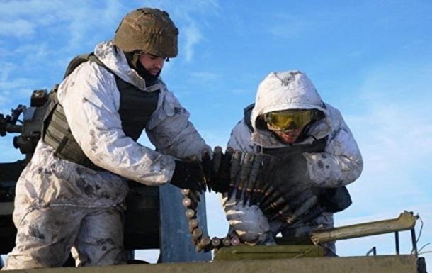 У зоні АТО поранений один боєць - штаб