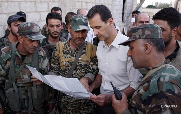 Війська Асада прорвали блокаду військової бази поблизу Дамаска