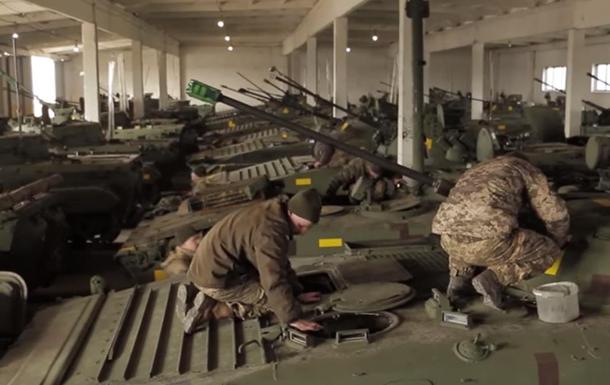 Через неделю на Луганское направление в зону АТО прибудут украинские военные.