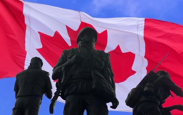 Армия Канады несет потери в Латвии
