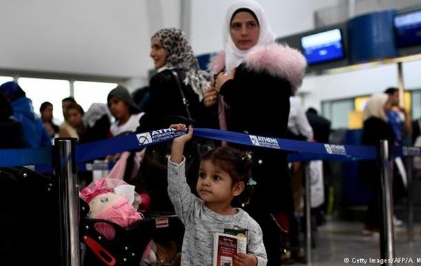 Во Франции подано рекордное число ходатайств об убежище