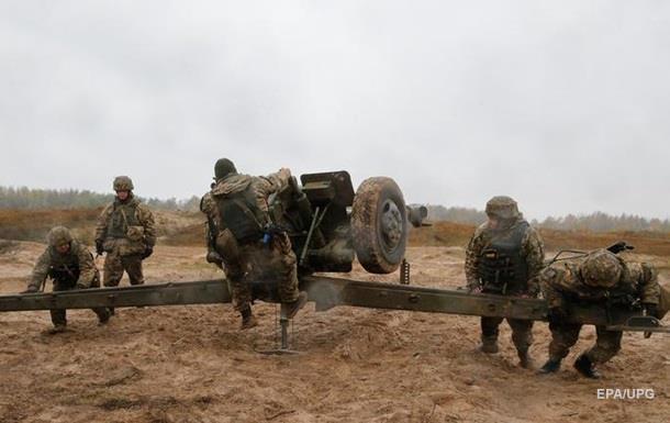 Штаб АТО: За добу поранено трьох українських бійців