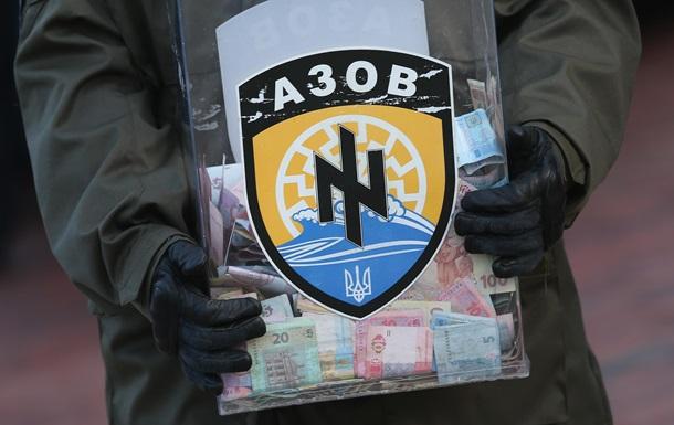 Азов уже використовує зброю зі США - BellingCat