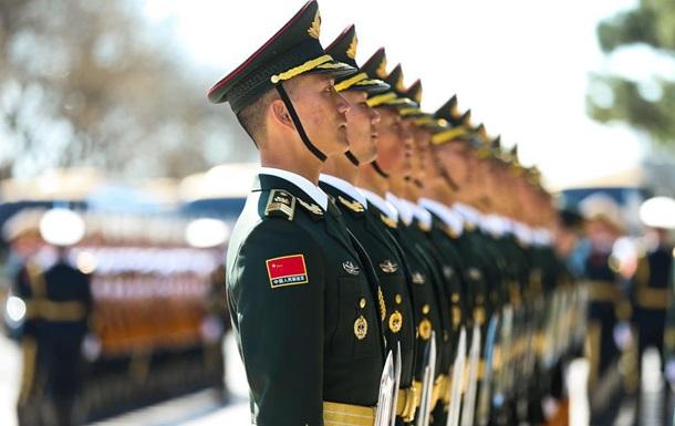 Китай збільшить військову присутність на Близькому Сході - ЗМІ