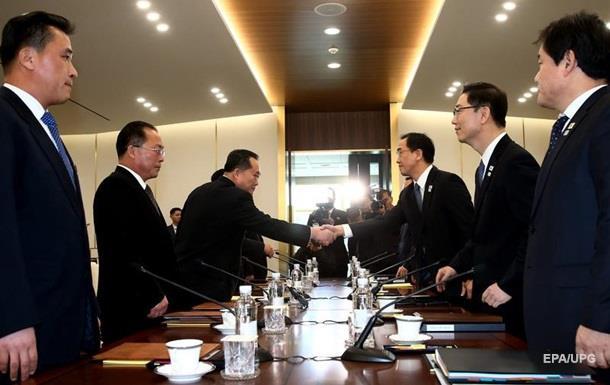 КНДР и Южная Корея договорились об участии на Олимпиаде