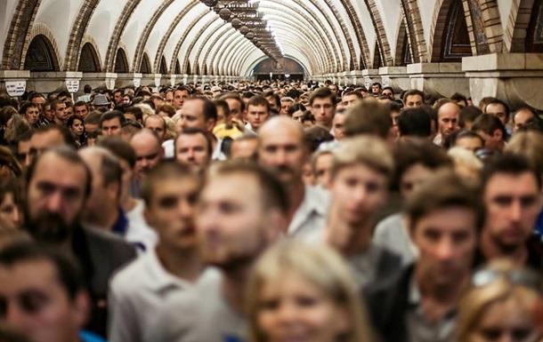Метро Києва перевезло майже 500 млн пасажирів за рік