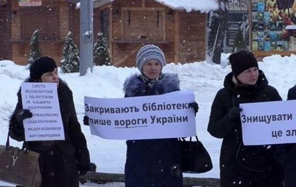 Как у украинцев отбирают знания