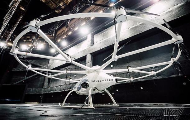 Intel представила  летающее авто будущего
