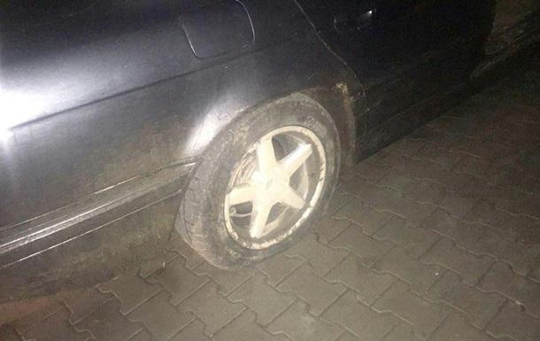 У Вінниці патрульні відкрили вогонь, аби спинити п яного водія