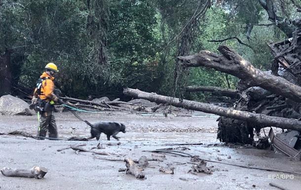 У Каліфорнії через сильні зливи загинули 13 людей