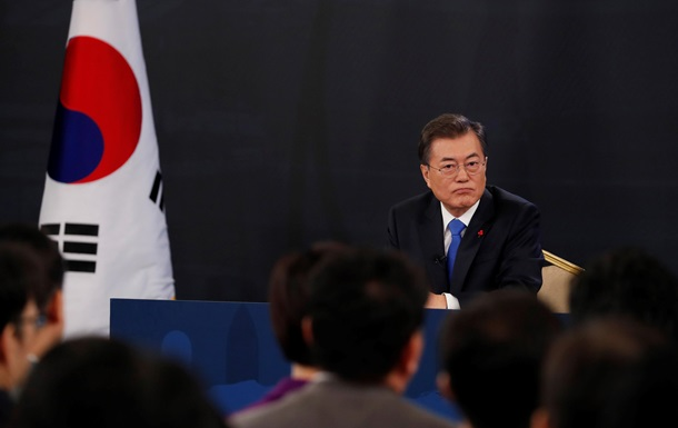 Президент Південної Кореї готовий до переговорів з Кім Чен Ином