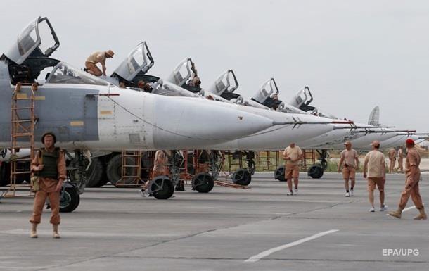 В России заявили об участии 31 дрона в атаке на базу Хмеймим