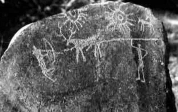 Найдено древнейшее изображение взрыва звезды