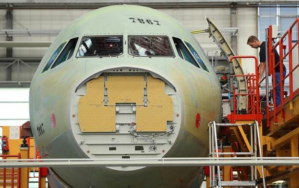 Китай купить 184 літаки Airbus за $18 млрд