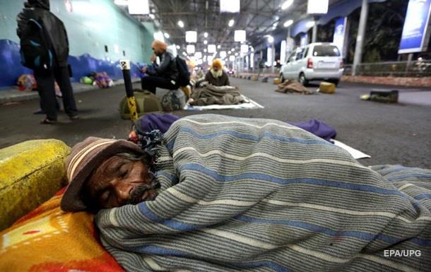 В Індії понад 40 осіб загинули від аномальних холодів