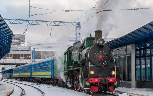 У Києві запустять ретро-поїзд