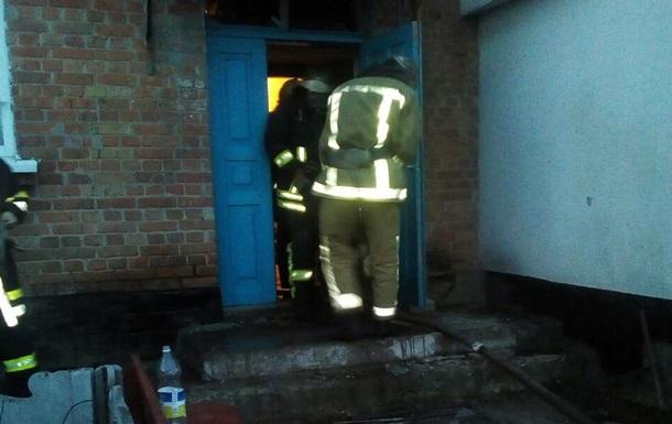У Київській області через пожежу в квартирі загинула людина
