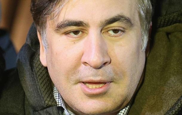 Саакашвили четыре часа допрашивали в СБУ