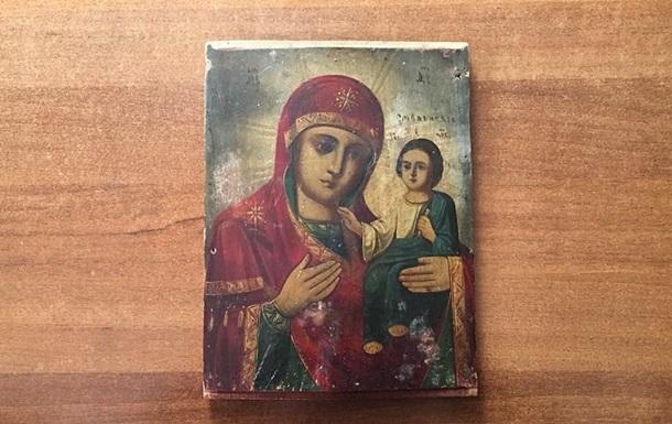 З України ледь не вивезли цінну ікону