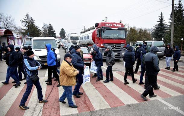 Итоги 10.01: Протесты на границе и глава Привата