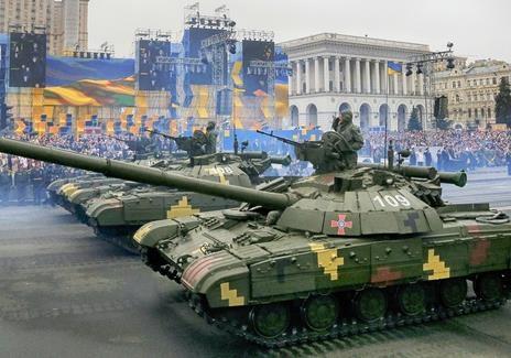 Итоги года. На вооружение украинской армии поступили тысячи единиц техники.
