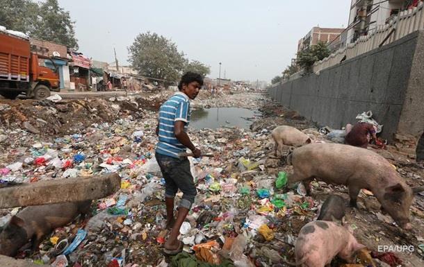 ВООЗ: Через погану екологію щороку вмирають більше 12 млн людей