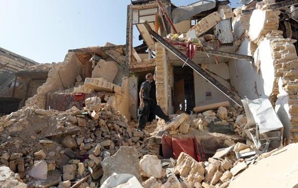 В Ірані сталося чотири землетруси