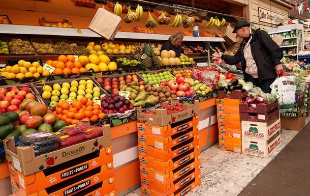 Світові ціни на продовольство зросли вперше за п ять років