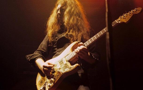 Помер гітарист групи Motorhead Едді Кларк