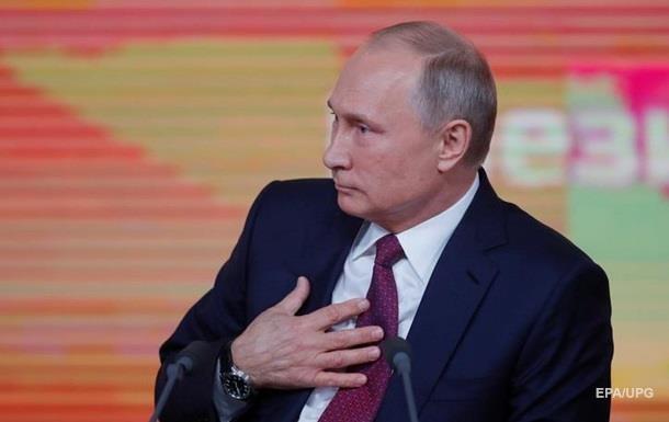 Путін заговорив про нормалізацію відносин між Києвом і Москвою