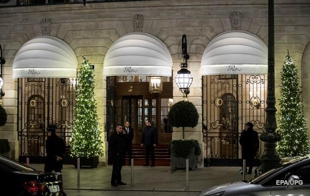 ЗМІ: Знайдено всі коштовності, викрадені з готелю в Парижі