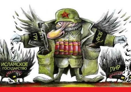 ДНР/ЛНР КАК РОССИЙСКИЙ АНАЛОГ ИДИЛа