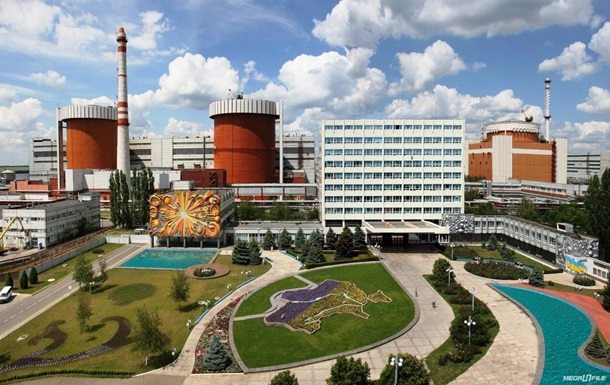 В работе энергоблока Южно-Украинской АЭС произошел сбой