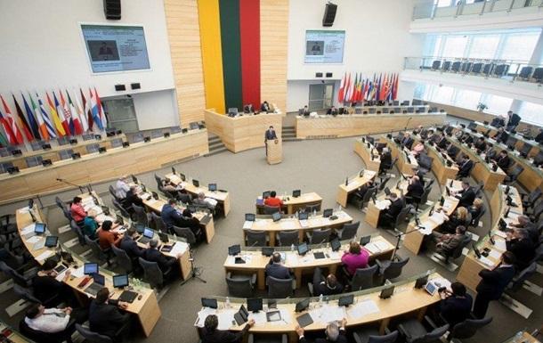 У Литві депутат позбувся мандата через сексуальний скандал - ЗМІ