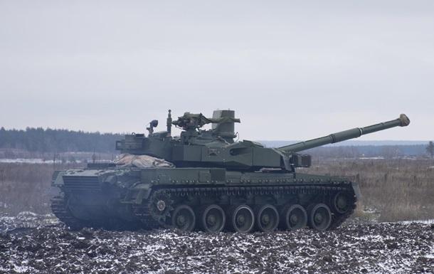 Укроборонпром продал танков на три миллиарда