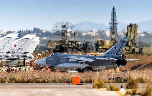 У РФ заявили про знищення бойовиків, які напали на базу в Сирії