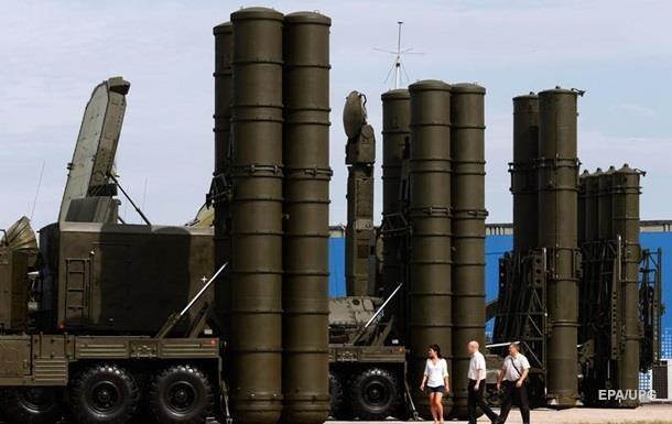 ЗРК С-400 заступає на бойове чергування в Криму